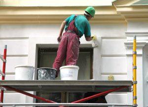 Ravalement, peinture façade 93